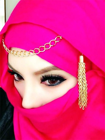 Niqab Style Step By Step
