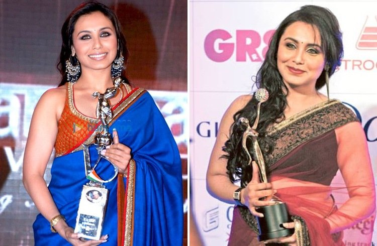 Rani Mukherjee Awards