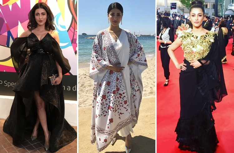 Shruti Hassan Cannes