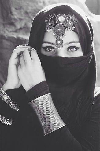 Stylish Niqab