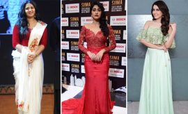 Tollywood Actresses Who Made Impressive Fashion Statements In 2017