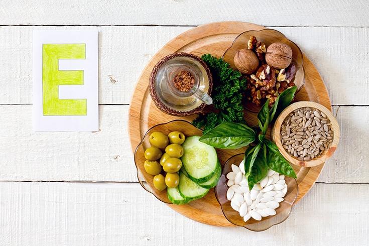 Vitamin E Rich Foods