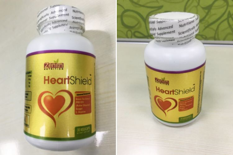 Zenith Nutrition Heart Shield