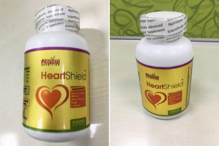 Zenith Nutrition Heart Shield