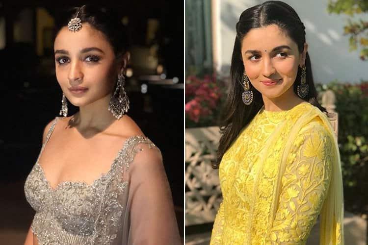 Alia Bhatt Bridesmaid Styles