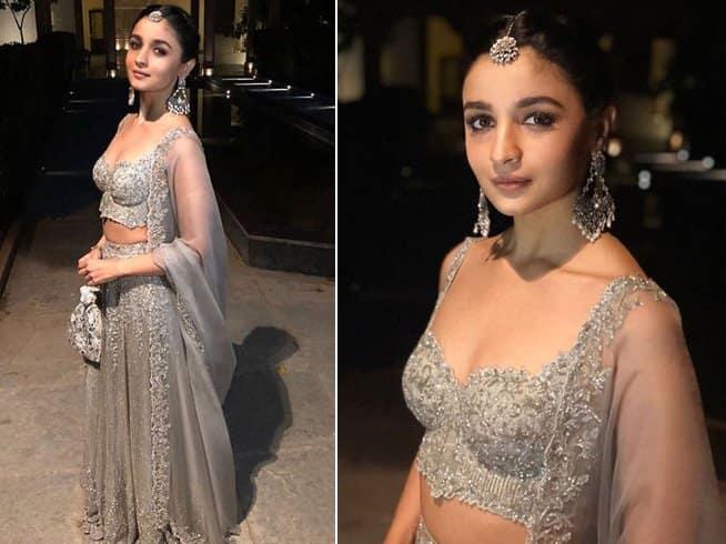 Alia Bhatt Wedding Style