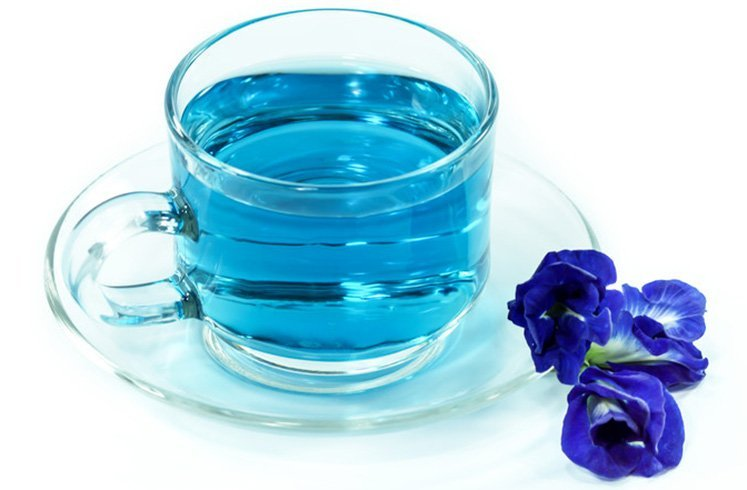 Butterfly Pea Flower Teas
