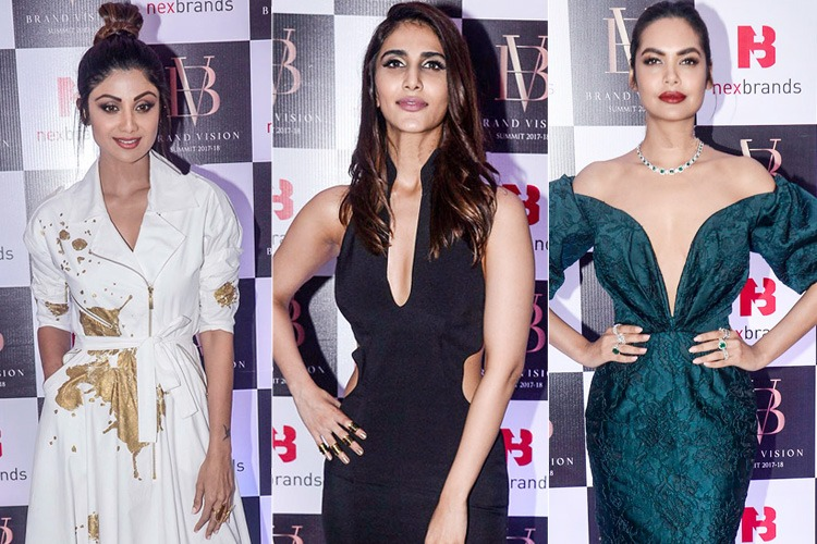 Celebs At The Brand Vision Summit and Awards 2018