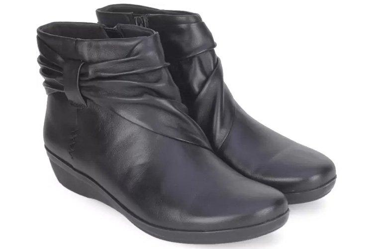 Clarks Everlay Mandy Boots