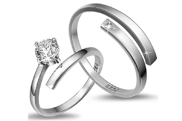 Couple Ring For Womens