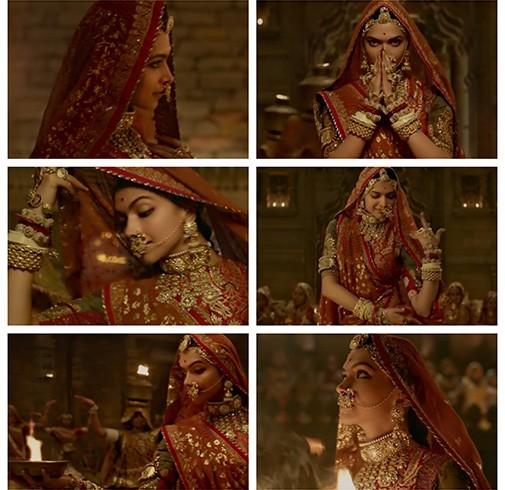 Deepika Padukones Costumes