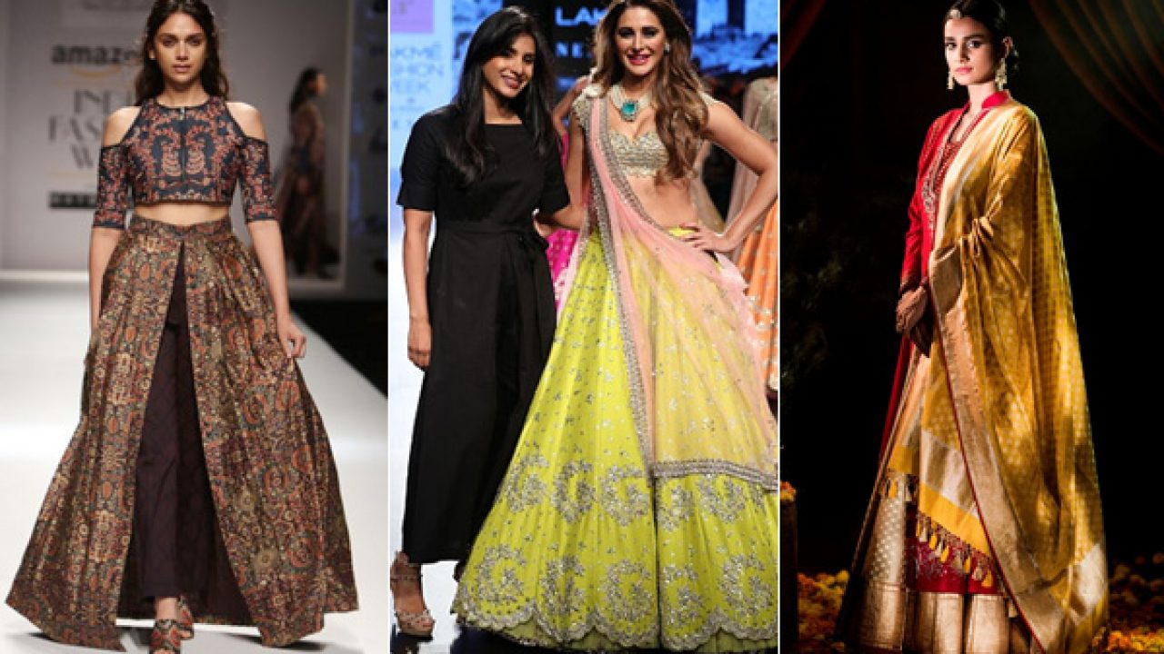 Top 10 Indian Fashion Designers To Watch Out For In 2018