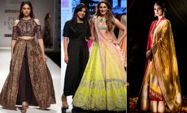 Famous Indian Fashion Designers