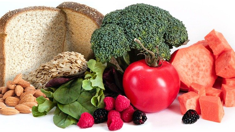 High-Fiber foods for Reduce Blood Sugar Level