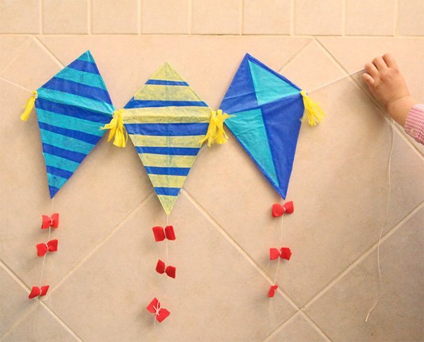 Mini Kite Craft Designs