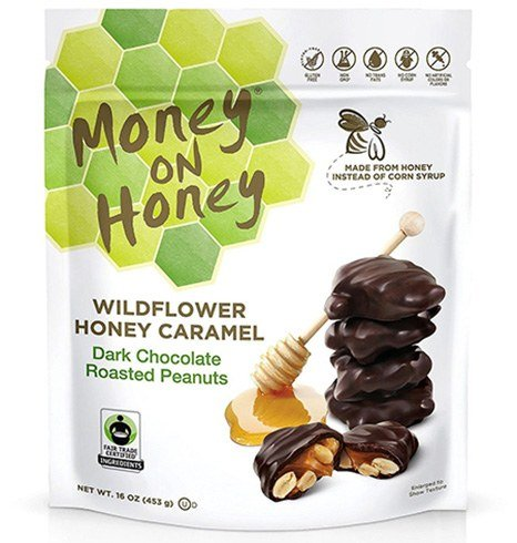 Money On Honey Wildflower Honey Caramel