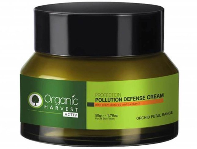Organic Harvest Protection Pollution Defense Cream