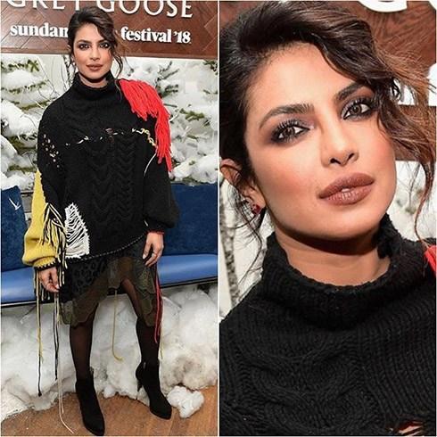 Priyanka at Sundance Film Festival,