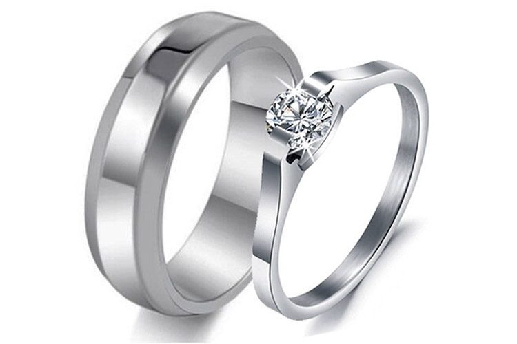 Proposal Couple Rings For Womens