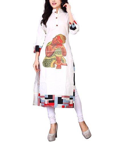 Pure Cotton Designer Kurti
