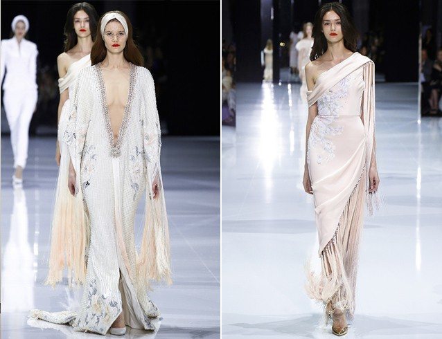 Ralph and Russo Collections