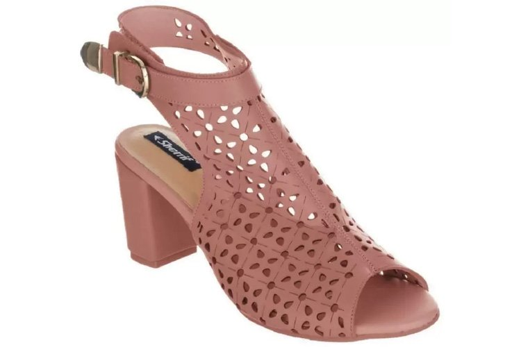 SHERRIF SHOES Women NUDE Heels