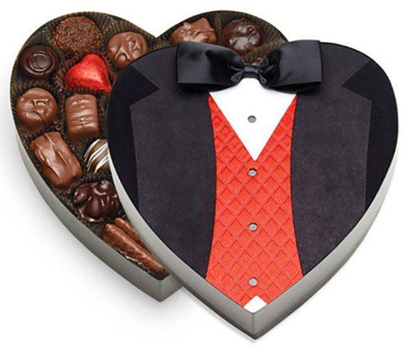 Sees Tuxedo Heart