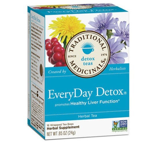 Traditional Medicinals EveryDay Detox Tea