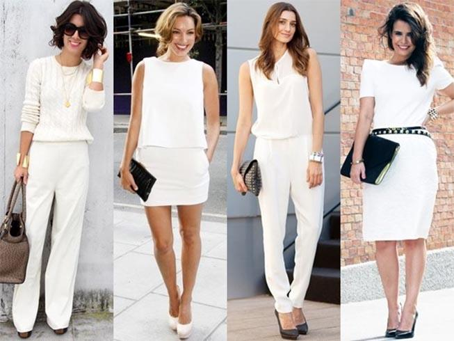 Ways to Classy in Whites
