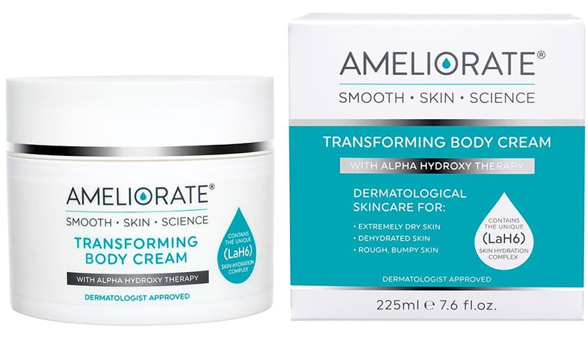 Ameliorate Transforming Body Cream