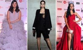 Celebs at 63rd Jio Filmfare Awards 2018