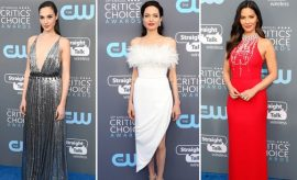 Best Dressed Celebs at Critics' Choice Awards 2018