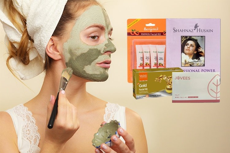 Best Facial Kits In India For All Skin Types
