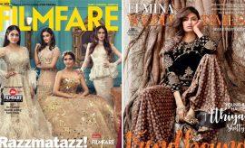 Bollywood Magazine Covers January 2018