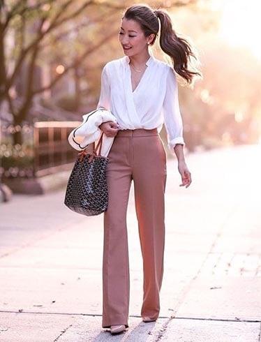 classy fabrics for good look