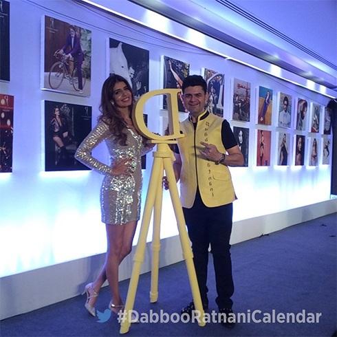 Dabboo Ratnani Calendar Launch 2018