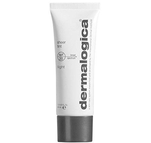 Dermatologica Sheer Tint Spf 20 Tinted Moisturizer