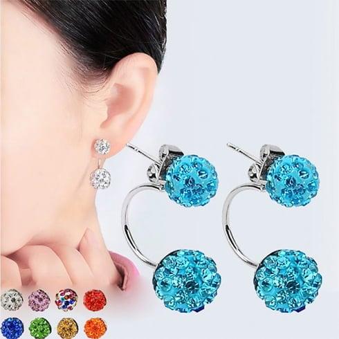 Double-Sided Earrings