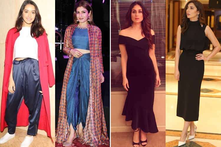 Bollywood Fashion Faceoffs