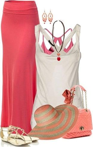 Flirty Pink Spring