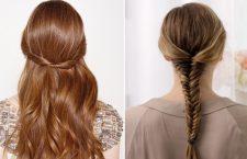 School Hairstyles For Medium Hair