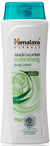 Himalaya Aloe & Cucumber Refreshing Body Lotion - 200 ml