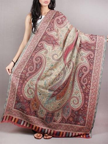 Jamawar Silk