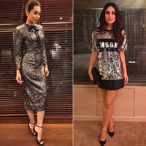 Karisma Kapoor Kareena Kapoor