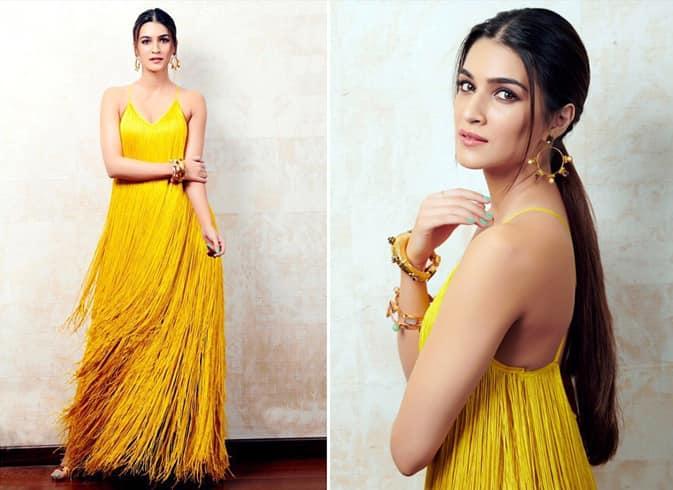 Kriti Sanon at HT Most Stylish Awards 2018