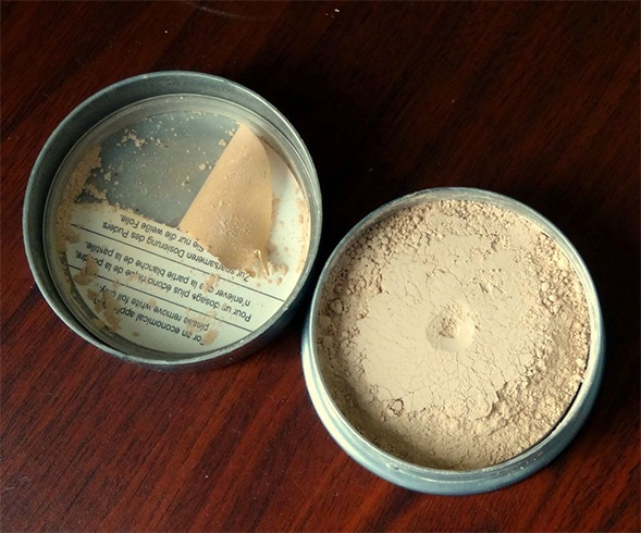 Kryolan Translucent Powder TL 14