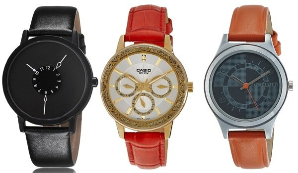 Leather Watches That Look Timeless In Style