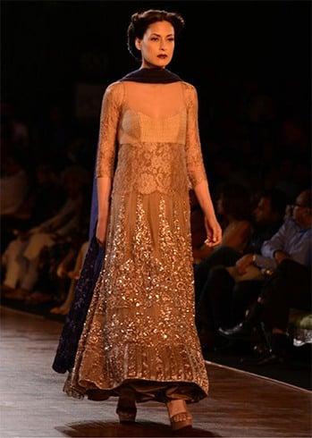 Manish Malhotra dress for Sankranti