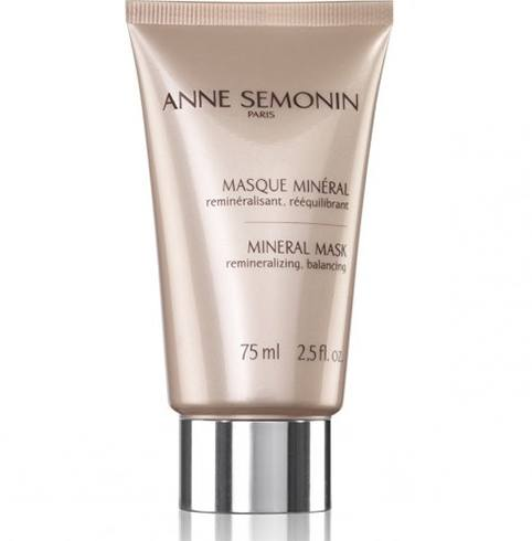 Mineral mud masks by Anne Semoin