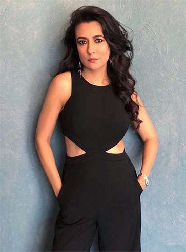 Mini Mathur at Who Wore What When